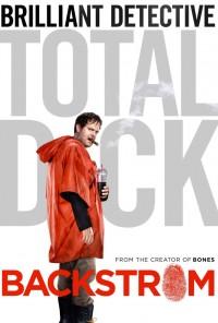 Poster da série Backstrom (2015)