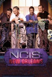 """Poster da série """"Investigação Criminal: New Orleans"""" / NCIS: New Orleans (2014)"""