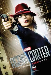 Poster da série Marvel's Agent Carter (2015)