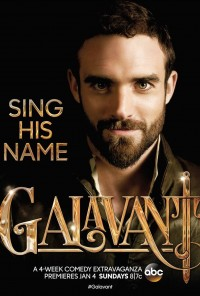 Poster da série Galavant (2015)