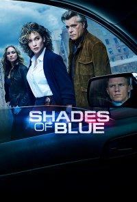 Poster da série Shades of Blue (2016)