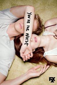 Poster da série You're the Worst (2014)
