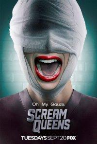 Poster da série Scream Queens (2015)
