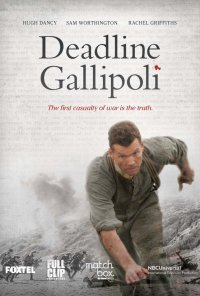 Poster da série Deadline Gallipoli (2015)