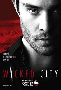 Poster da série Wicked City (2015)