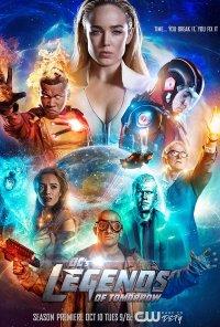 Poster da série DC's Legends of Tomorrow (2016)