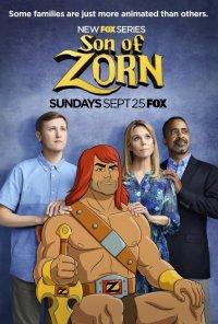 Poster da série Son of Zorn (2016)