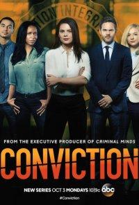 Poster da série Conviction (2016)