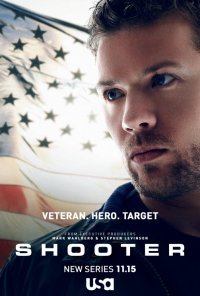 Poster da série Shooter (2016)