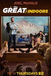 Poster da série The Great Indoors (2016)