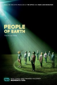 Poster da série People of Earth (2016)