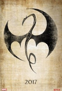Poster da série Punho de Ferro / Marvel's Iron Fist (2017)