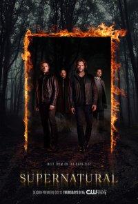 Poster da série Sobrenatural / Supernatural (2005)