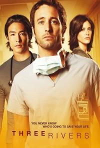 Poster da série Three Rivers (2009)