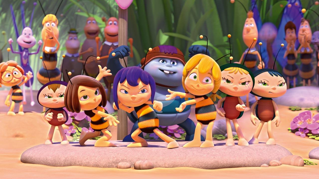 Abelha Maia: Os Jogos do Mel / Maya the Bee: The Honey Games (2018)