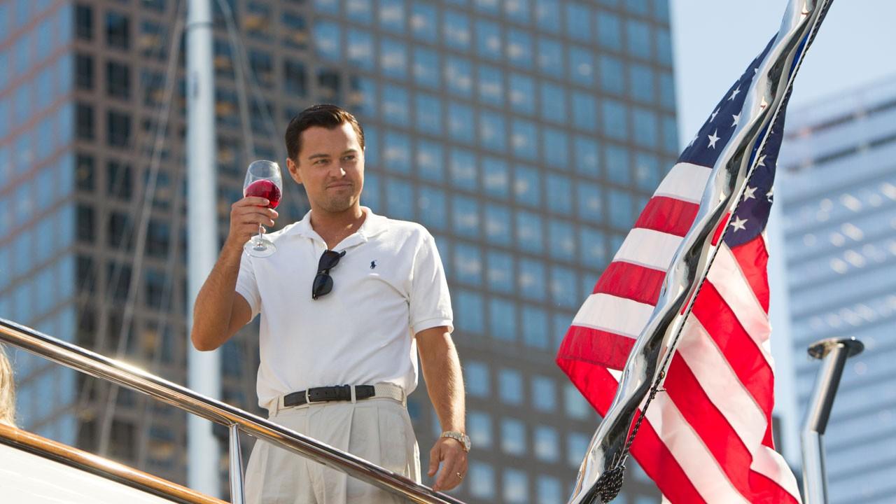 """""""The Wolf of Wall Street"""": primeiro trailer do novo filme de Martin Scorsese"""