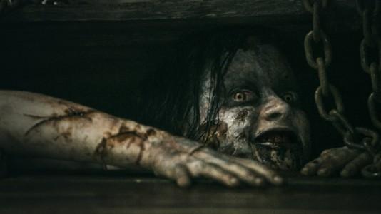 """Medo! Terror! Pânico! É o trailer do novo """"Evil Dead"""""""