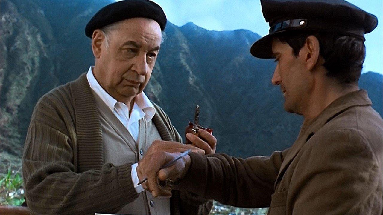 O Carteiro de Pablo Neruda (reposição) / Il Postino (1994)