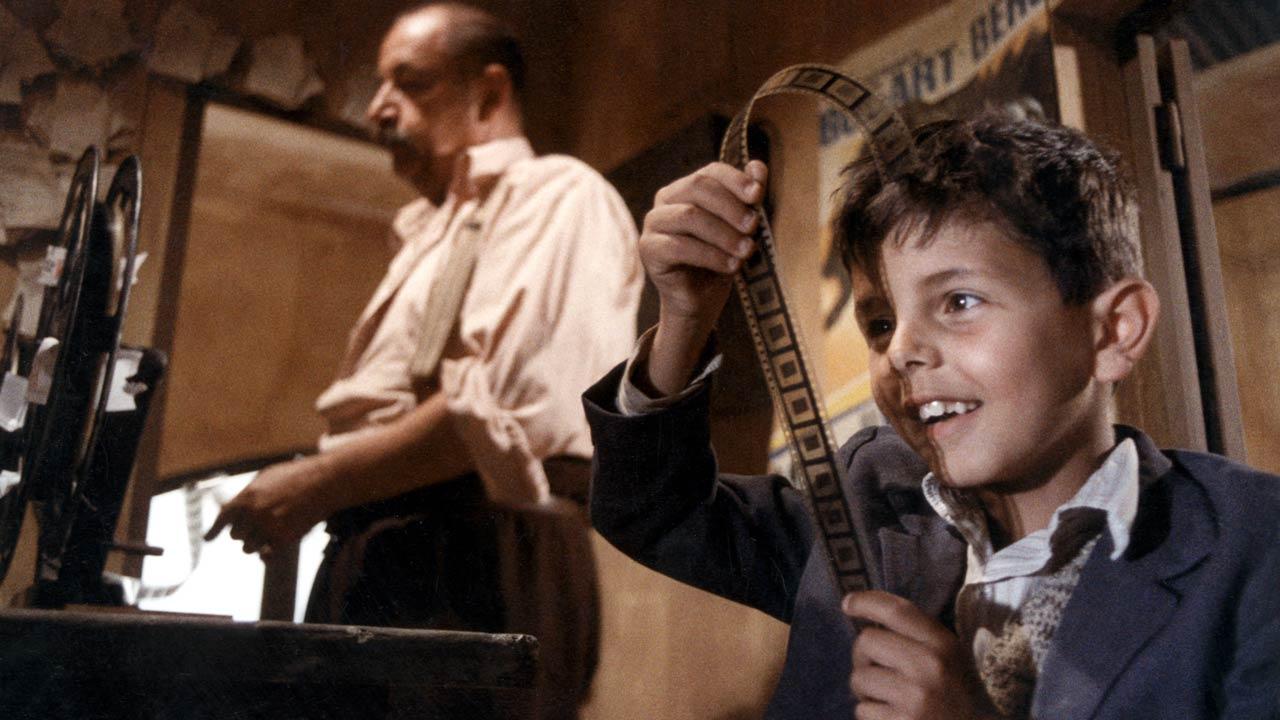 Cinema Paraíso (reposição) / Nuovo Cinema Paradiso (1988)