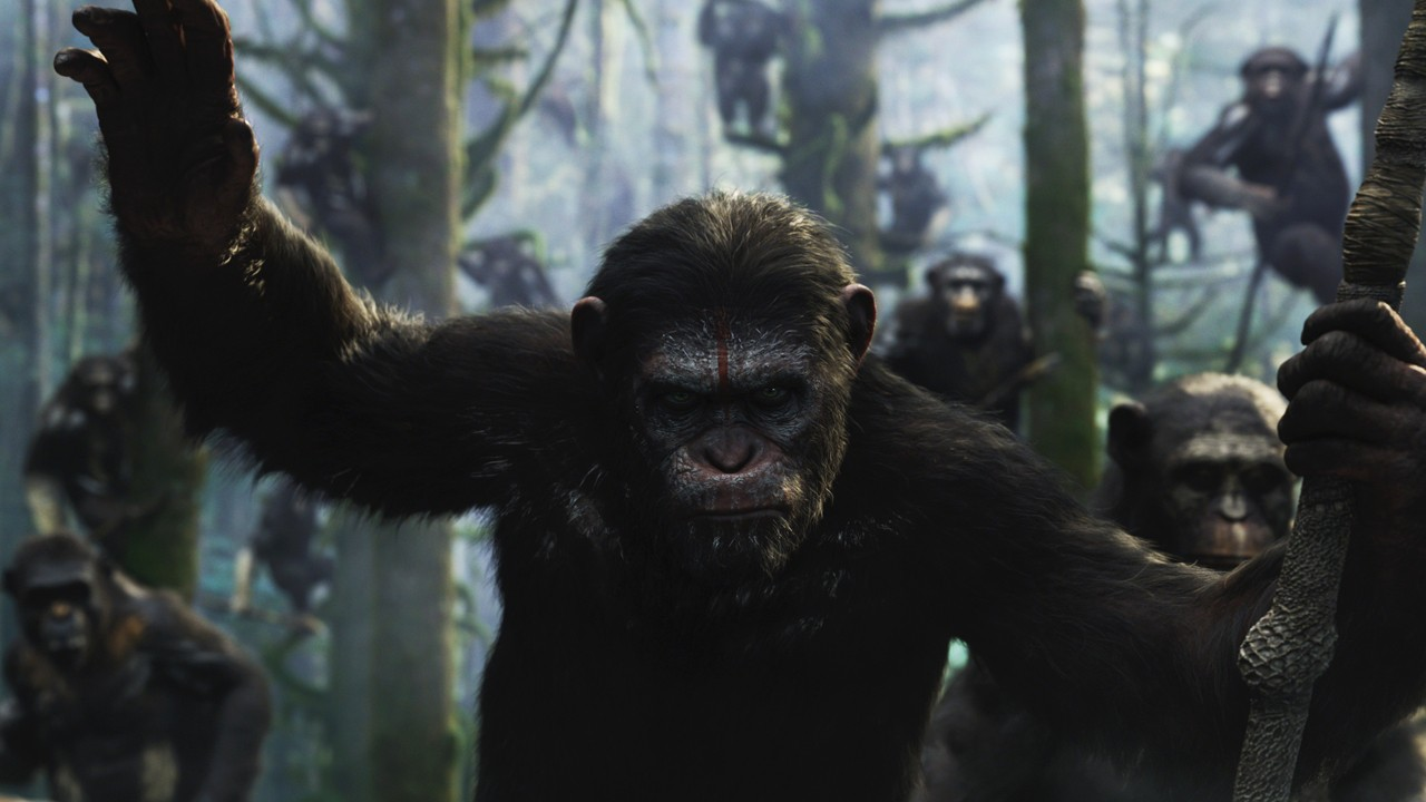 Planeta dos Macacos: A Revolta / Dawn of the Planet of the Apes (2014)