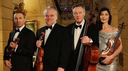 Um Quarteto Único / A Late Quartet (2012)