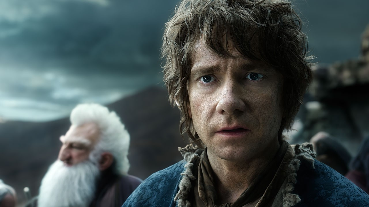 O Hobbit: A Batalha dos Cinco Exércitos / The Hobbit: The Battle of the Five Armies (2014)