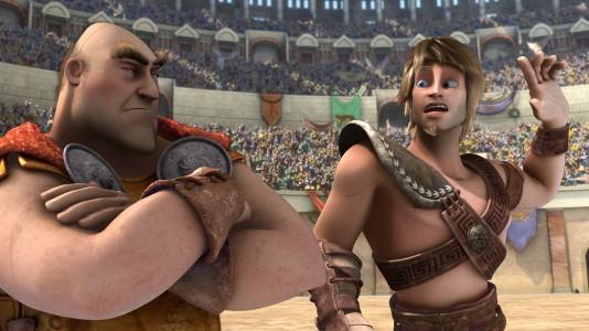 Gladiadores / Gladiatori di Roma (2012)
