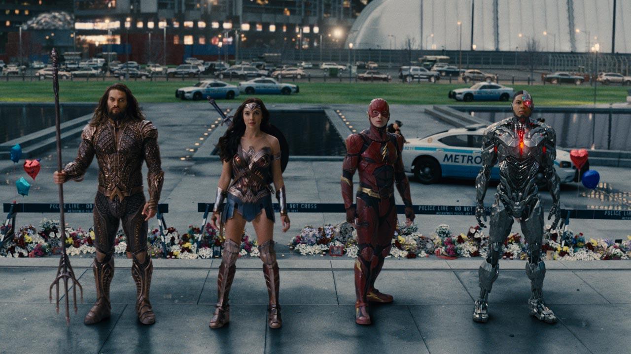 """Revelado o primeiro teaser de """"Liga da Justiça"""" na versão de Zack Snyder"""