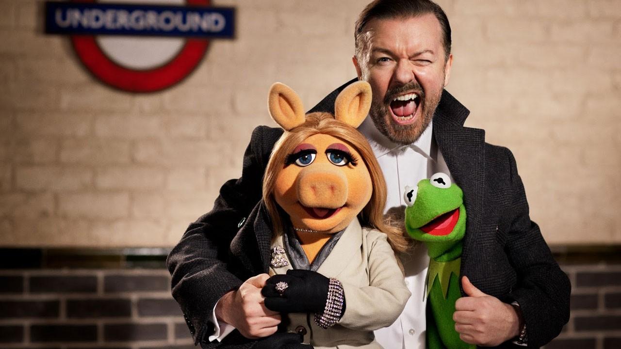 Marretas Procuram-se / Muppets Most Wanted (2014)