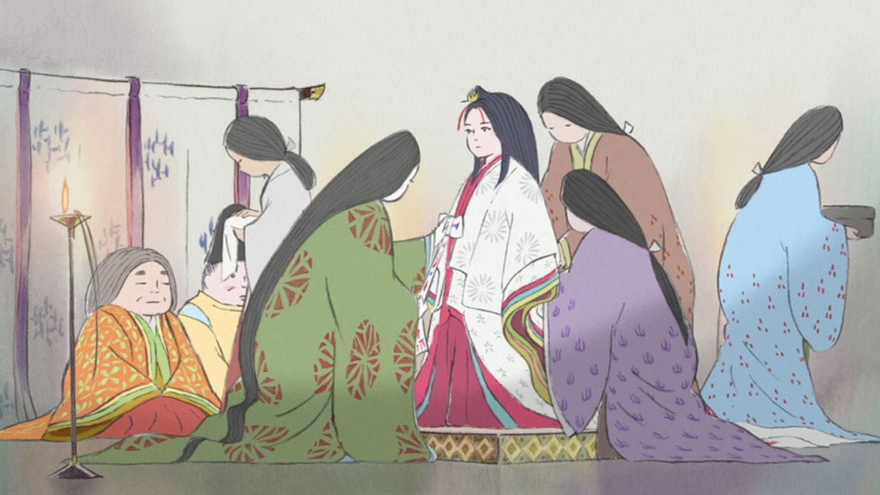 O Conto da Princesa Kaguya / Kaguya-hime no Monogatari (2013)