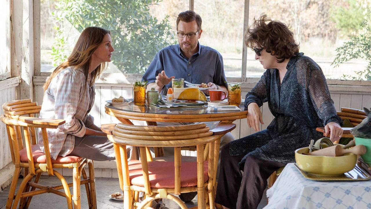 """Trailer e poster para o drama que aponta aos Oscars: """"August: Osage County"""""""