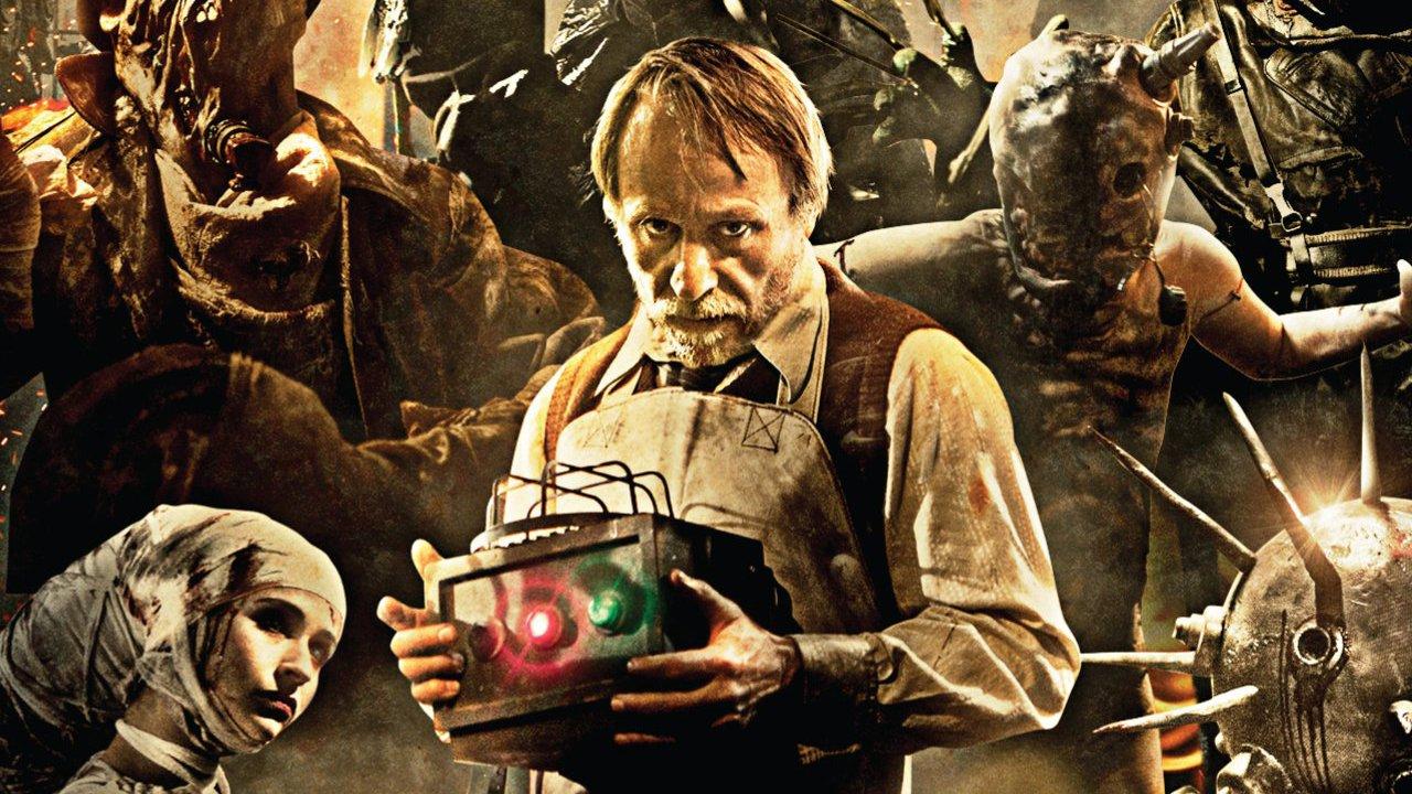 O Exército de Frankenstein / Frankenstein's Army (2013)