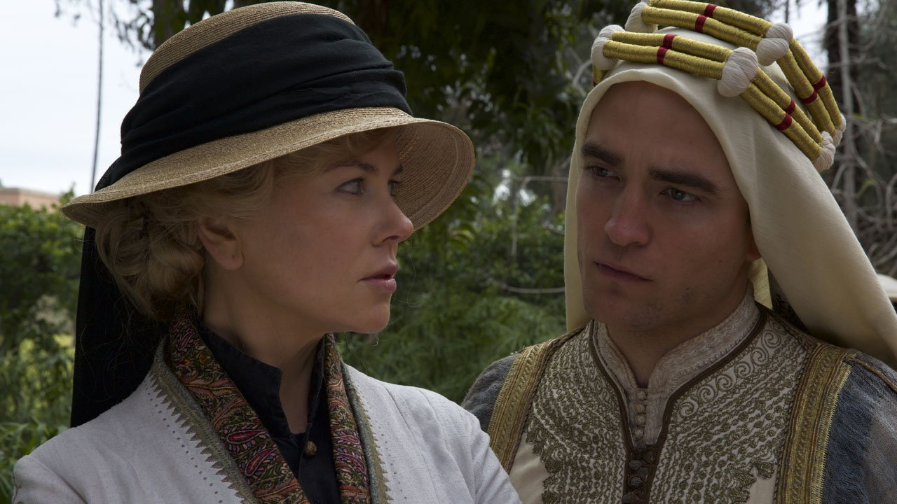 Rainha do Deserto / Queen of the Desert (2015)