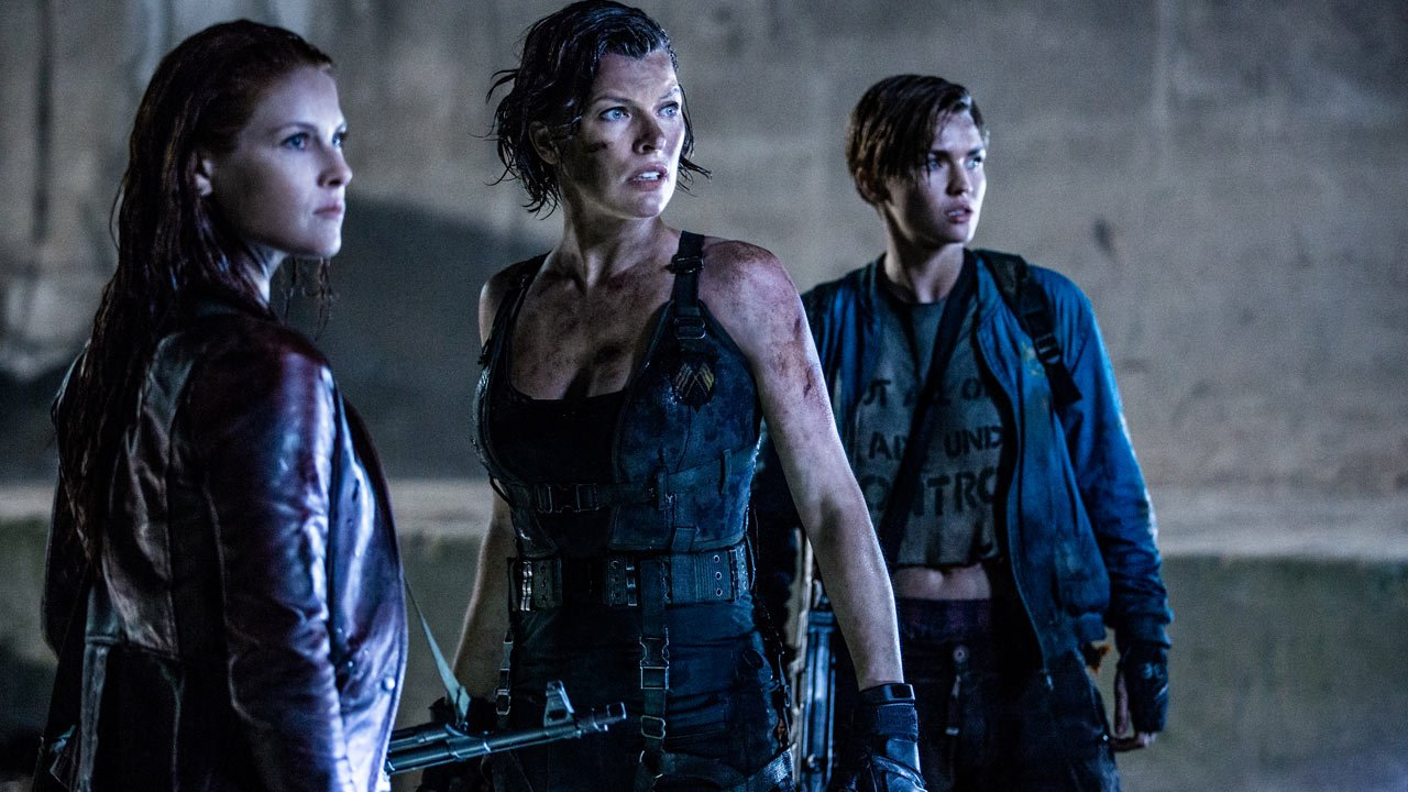 Resident Evil: Capítulo Final / Resident Evil: The Final Chapter (2017)