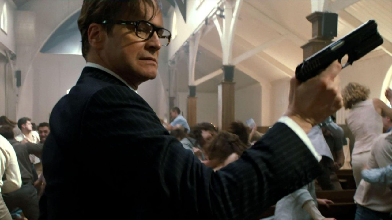 Kingsman: Serviços Secretos / Kingsman: The Secret Service (2014)