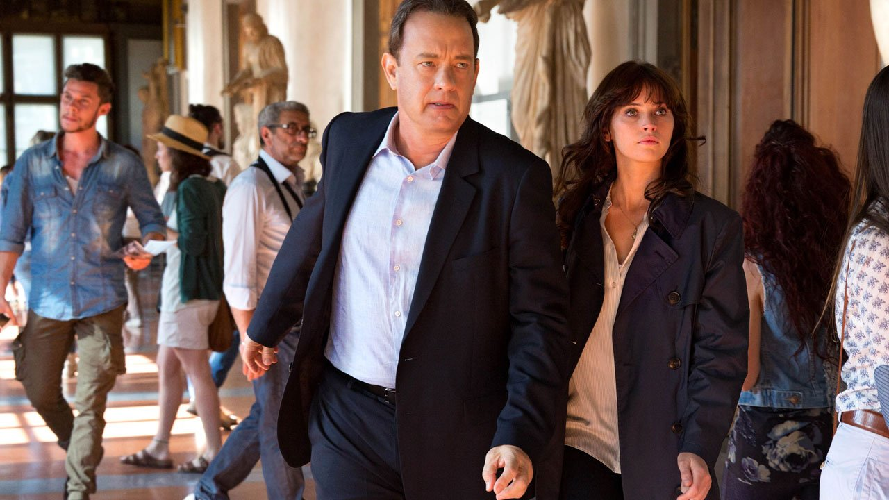 "Tom Hanks volta a ser Robert Langdon no novo trailer de ""Inferno"""