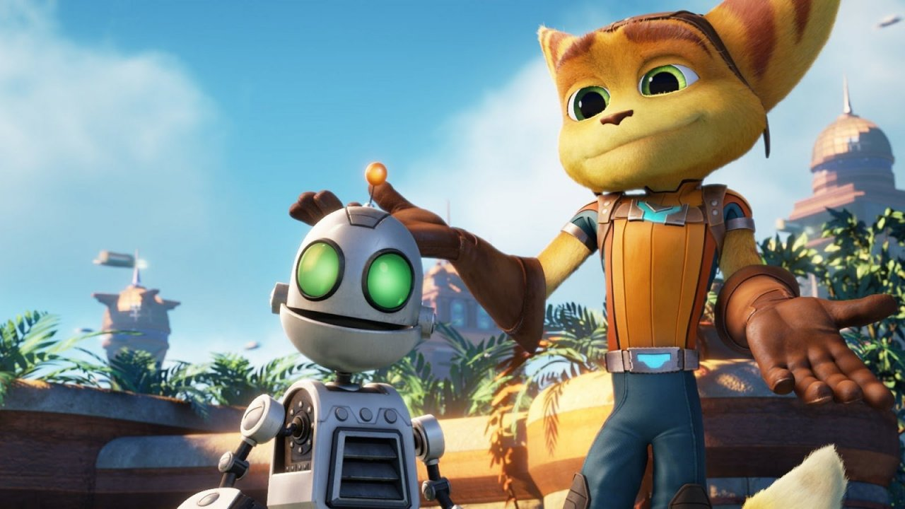 Ratchet e Clank / Ratchet and Clank (2016)