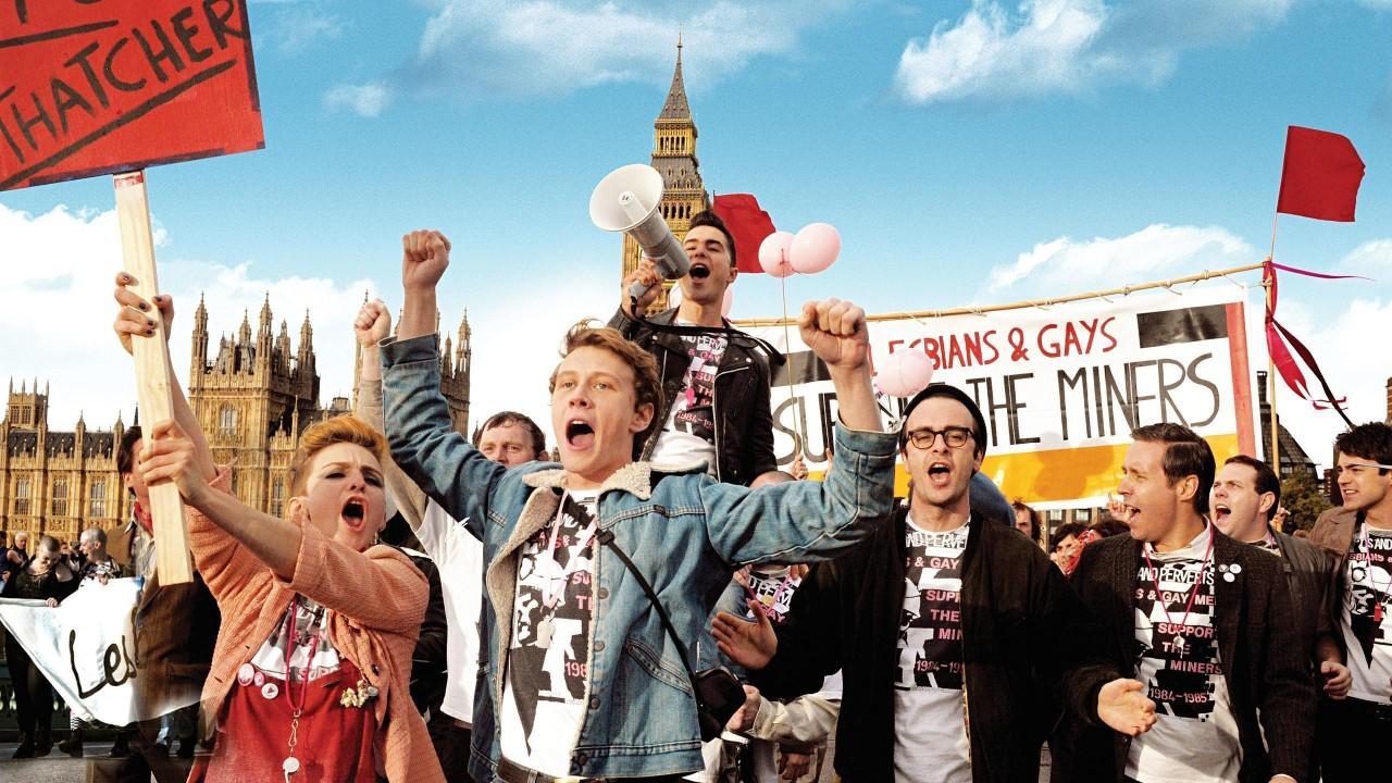 Orgulho / Pride (2014)