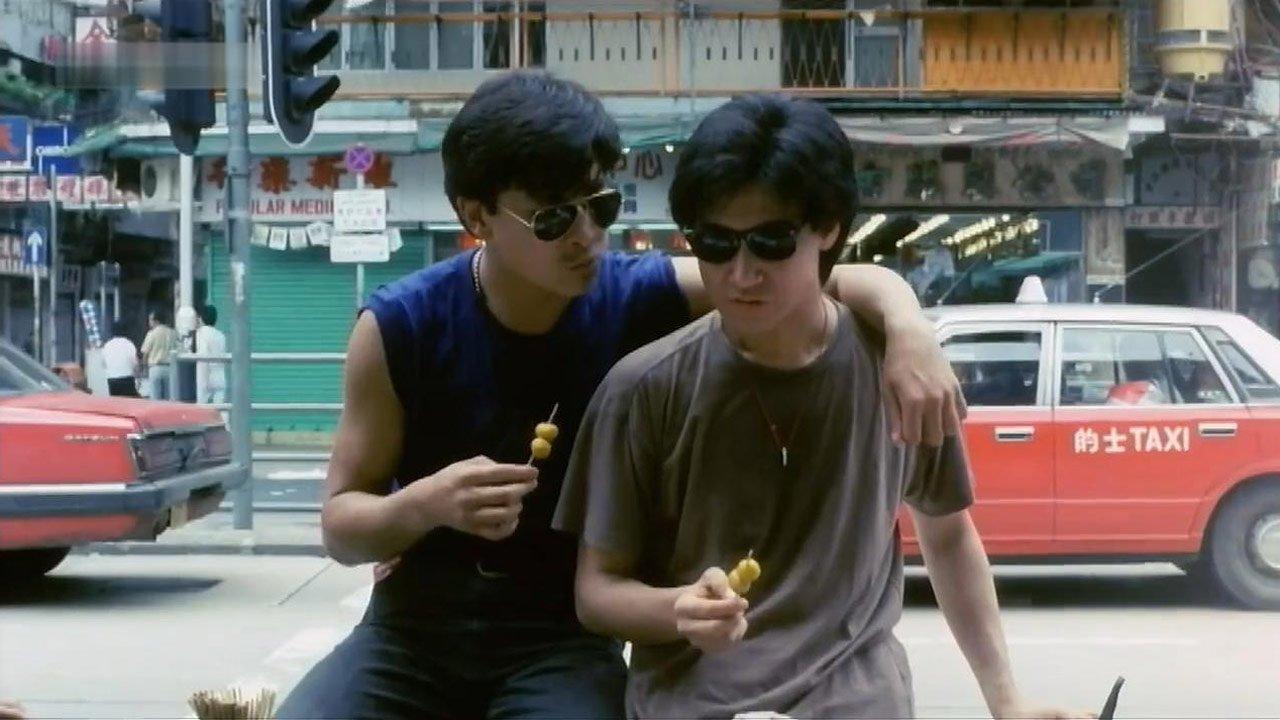 Ao Sabor da Ambição (reposição) / Wong Gok ka moon / As Tears Go By (1988)