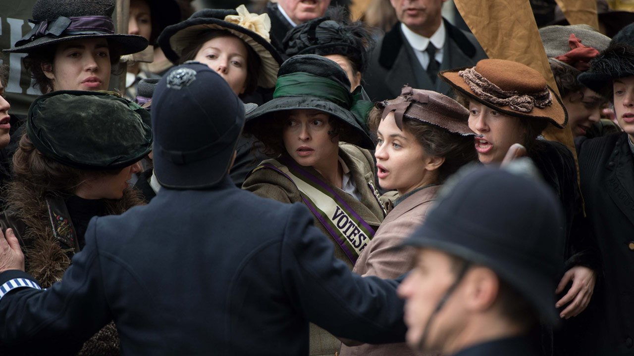 As Sufragistas / Suffragette (2015)