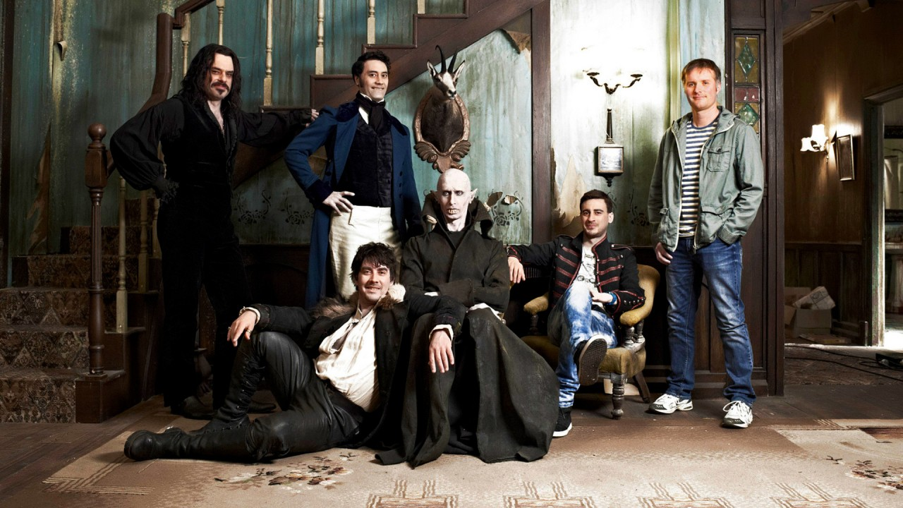 O Que Fazemos nas Sombras / What We Do in the Shadows (2014)