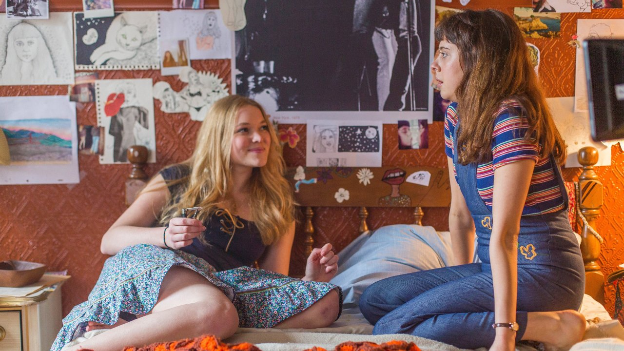 O Diário de Uma Rapariga Adolescente / The Diary of a Teenage Girl (2015)