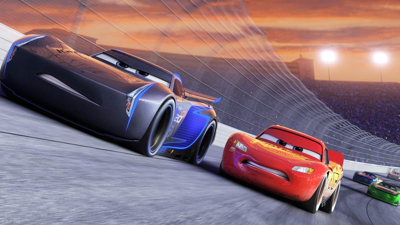 Carros 3 / Cars 3 (2017)