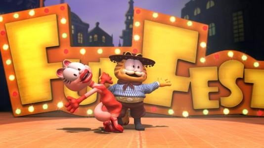 Garfield Um Festival de Comédia / Garfield's Fun Fest (2008)