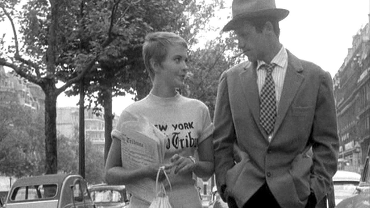 O Acossado / À bout de souffle (1960)