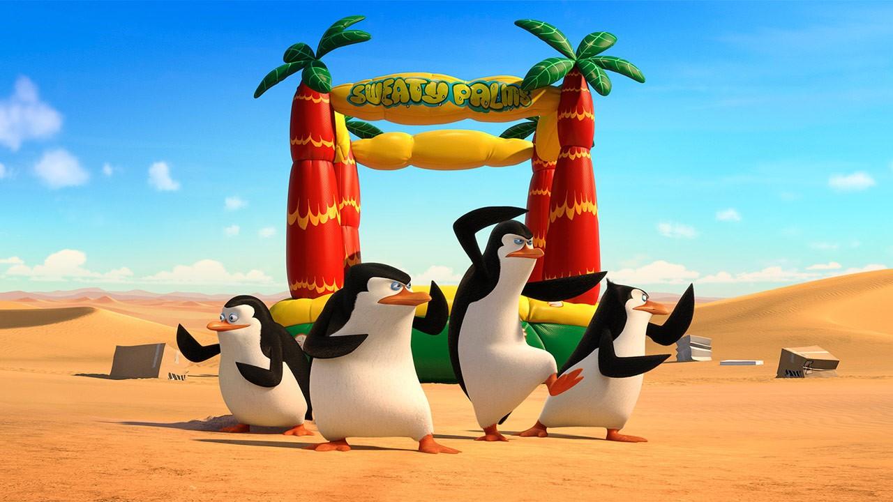 Os Pinguins de Madagáscar / The Penguins of Madagascar (2014)