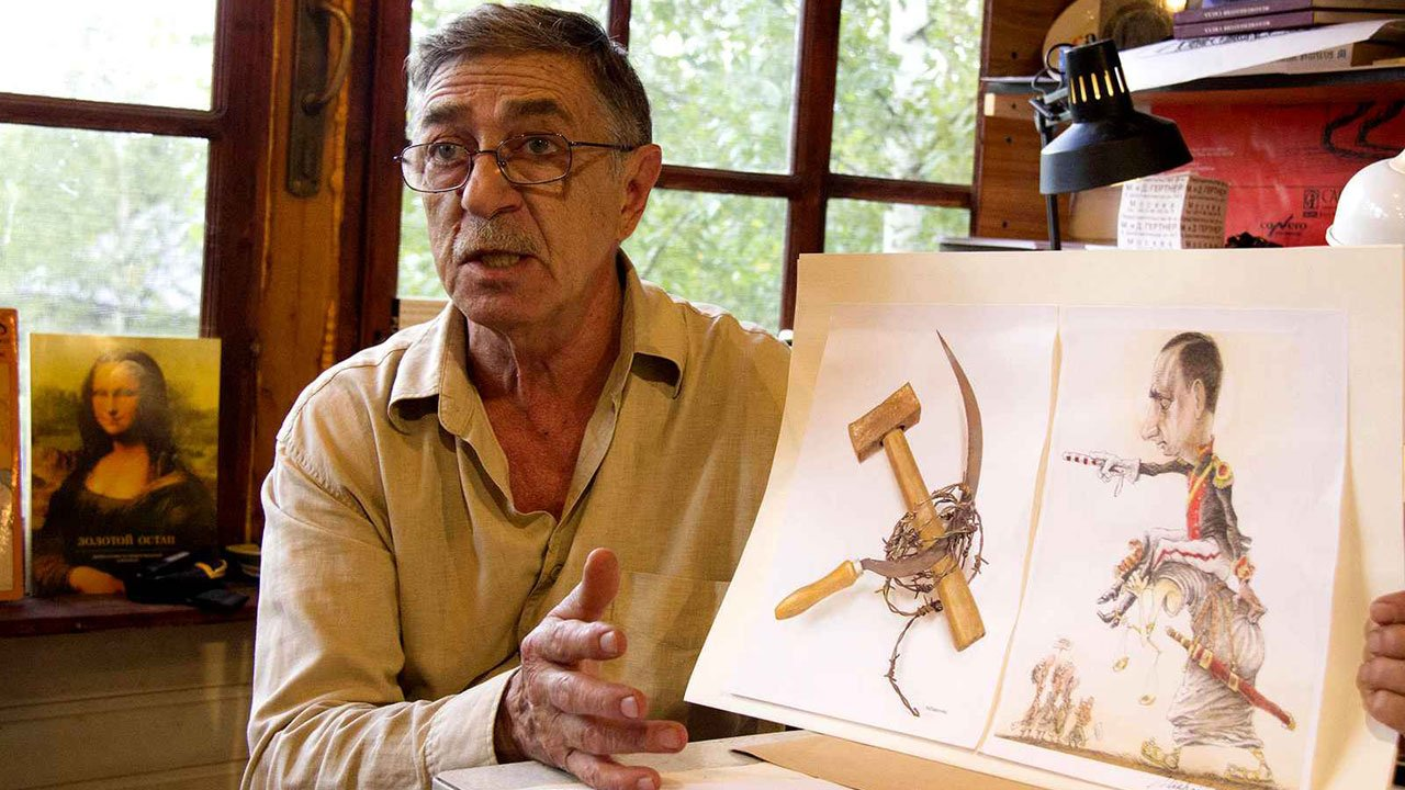 Os Cartoonistas – Soldados de Infantaria da Democracia / Caricaturistes, Fantassins de la Démocratie (2014)