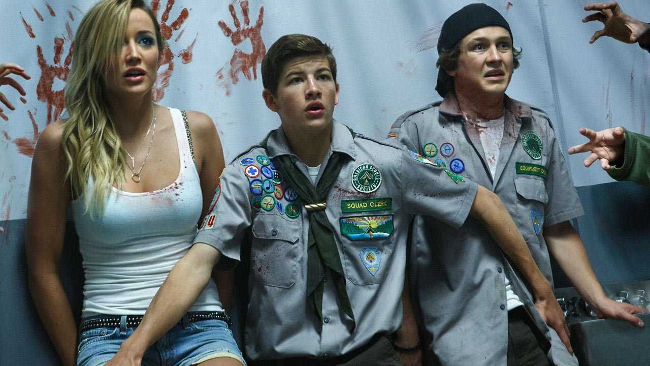 Guia do Escuteiro Para O Apocalipse Zombie / Scouts Guide to the Zombie Apocalypse (2015)
