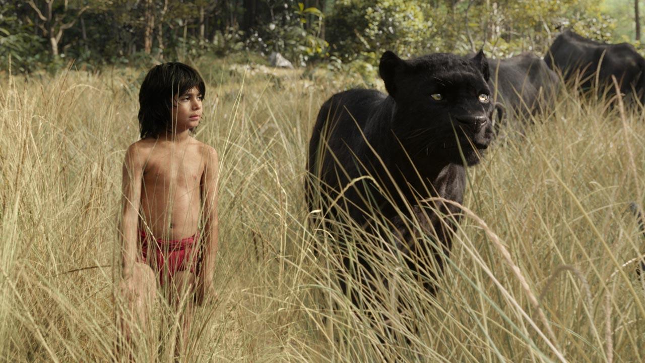 O Livro da Selva / The Jungle Book (2015)