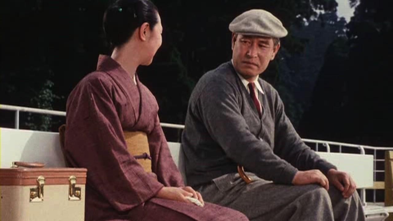 A Flor do Equinócio / Higanbana (1958)
